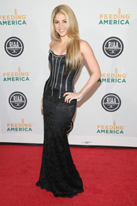 RIAA And Feeding America Inauguration Charity Ball